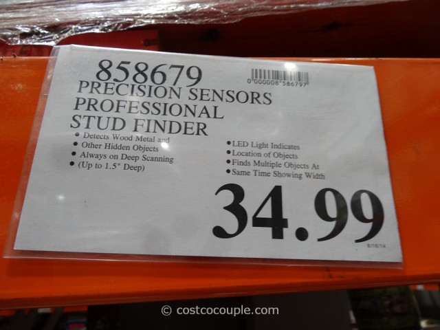 Precision Sensors Professional Stud Finder Costco 1