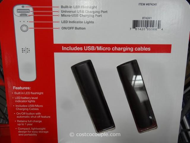 Random Order Portable Power Bank Costco 5