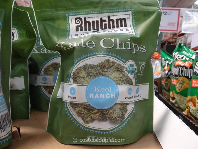 Rhythm Food Organic Kale Chips Costco 5