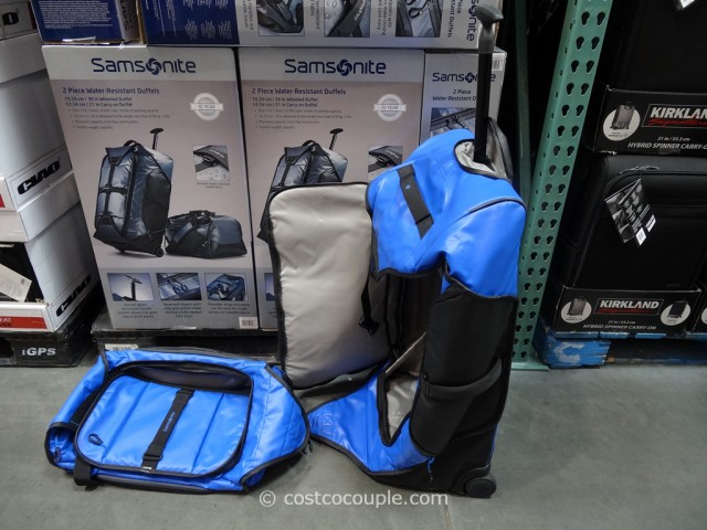 Samsonite 2-Piece Duffel Set Costco 2