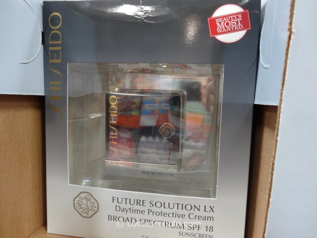 Shiseido Future Solution LX Daytime Protection Cream Costco 1