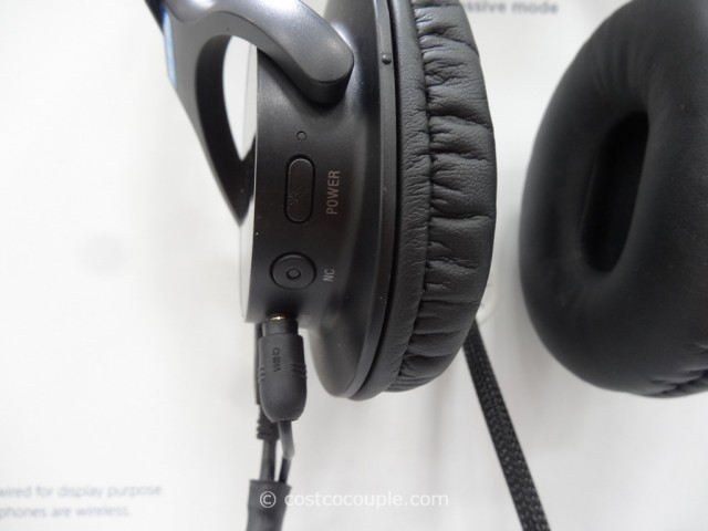 Sony Bluetooth Noise Canceling Headphones Costco 5
