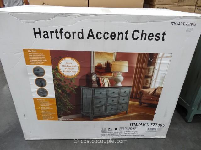 Stein World Hartford 3-Drawer Accent Chest Costco 8