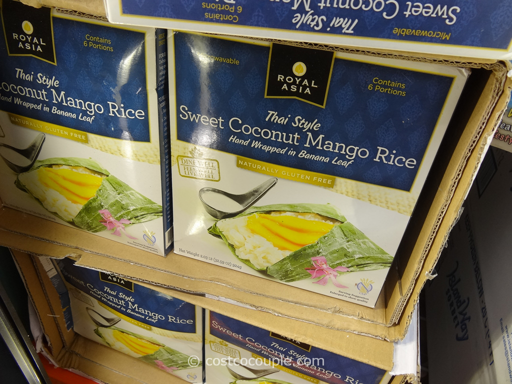 Tai Foong Sweet Coconut Mango Rice Costco 2