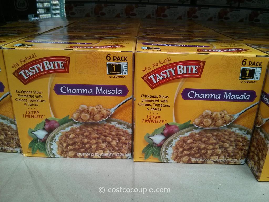 Tasty Bites Channa Masala Costco 1