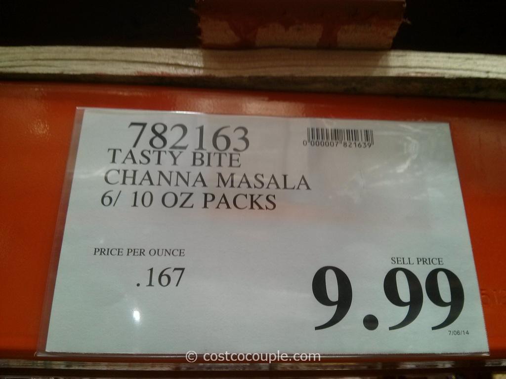 Tasty Bites Channa Masala
