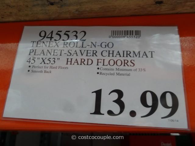 Tenex Planet-Saver Chairmat Costco 1