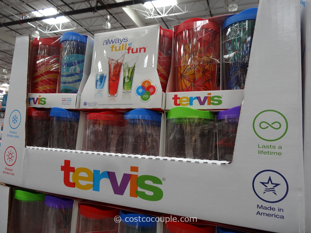 Tervis 4-Pack Tumbler Set Costco 3