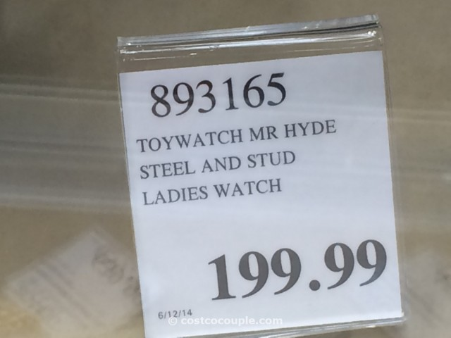 Toywatch Mr Hyde Ladies Watch Costco 2