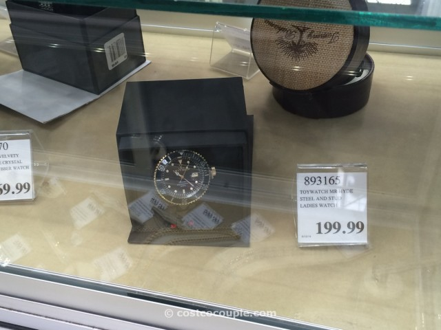 Toywatch Mr Hyde Ladies Watch Costco 3