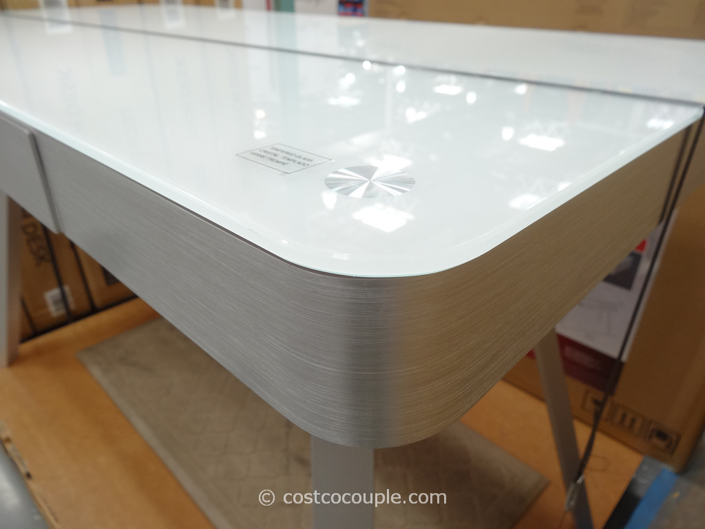 Sit To Stand Desk Costco Herman Miller Aeron Chair Desk