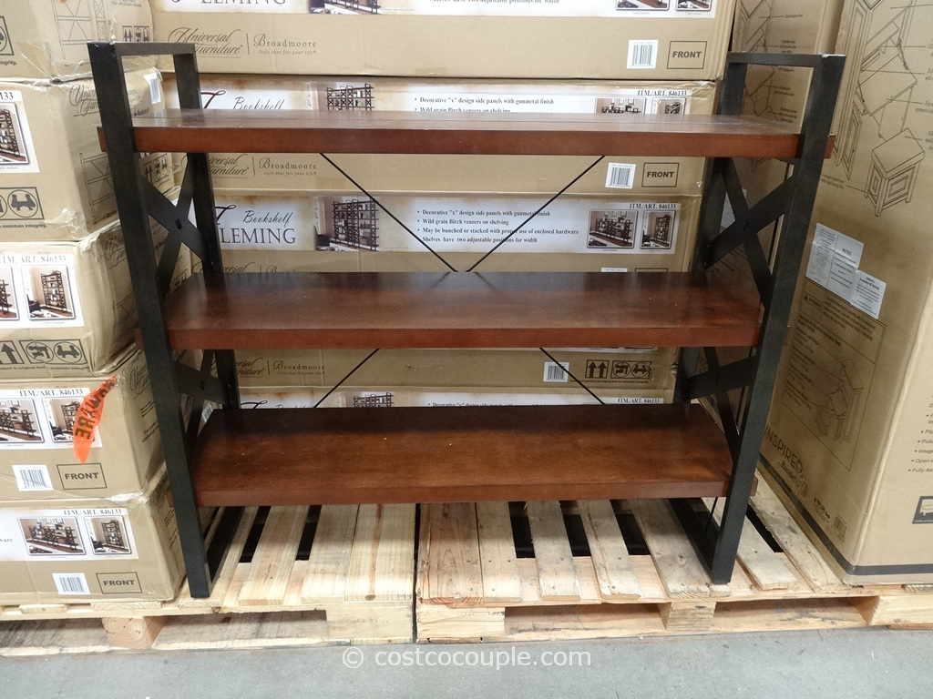 furnishings costco bayside bookshelves room bookcase divider bookcases