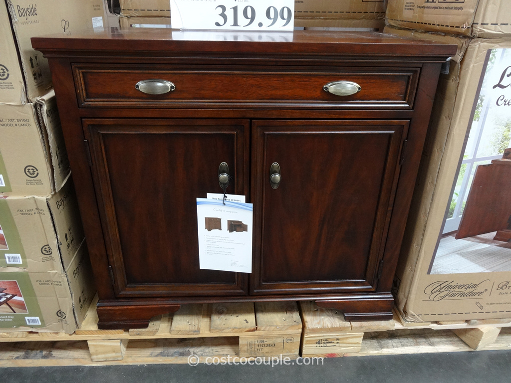 Universal Furniture Ledger Credenza Desk Costco 7