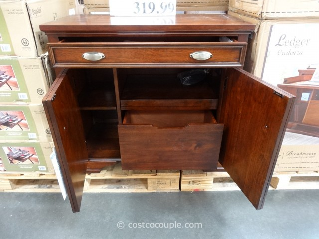 Universal Furniture Ledger Credenza Desk