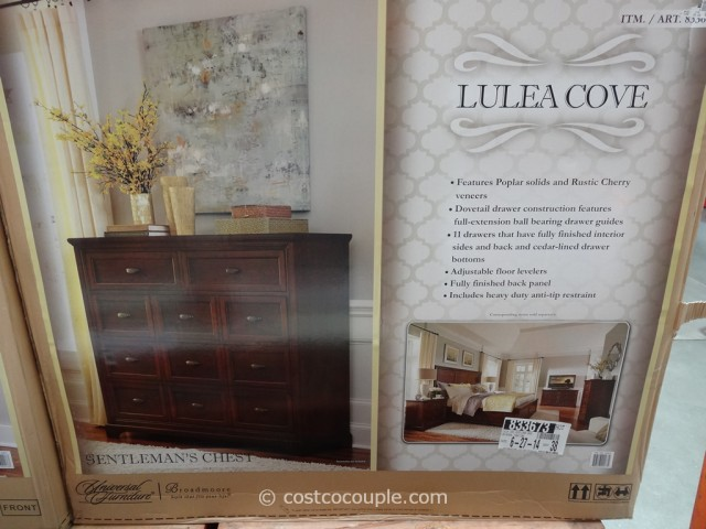 Universal Furniture Lulea Cove Gentleman S Dresser