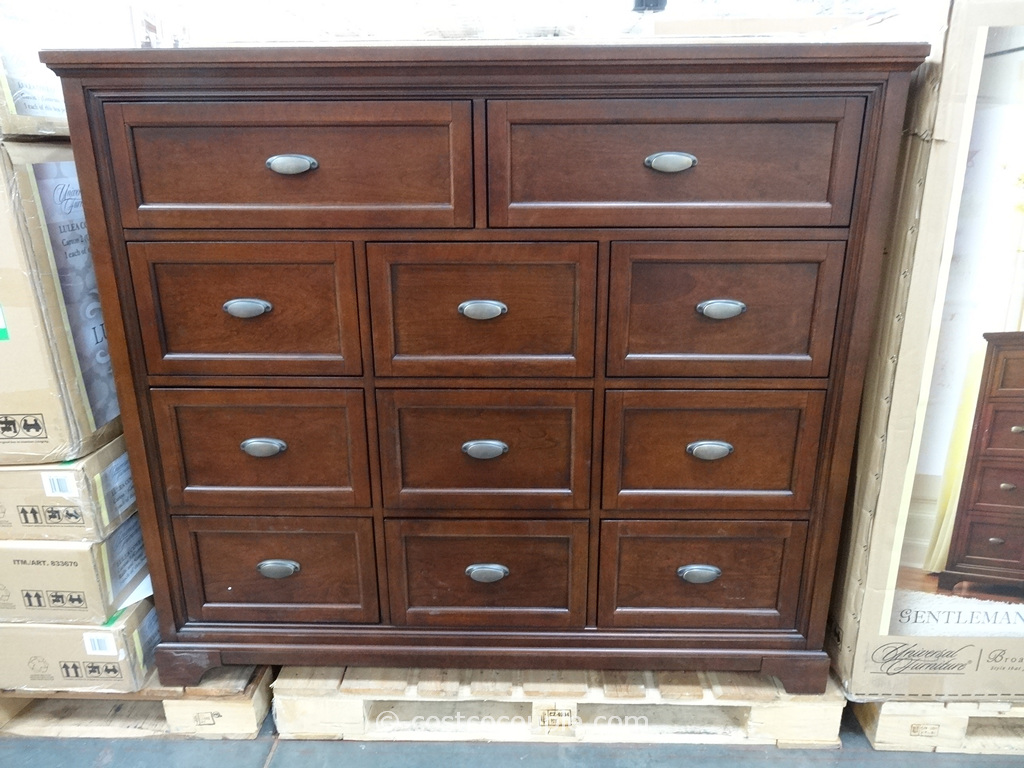Universal Furniture Lulea Cove Gentlemans Dresser Costco 5