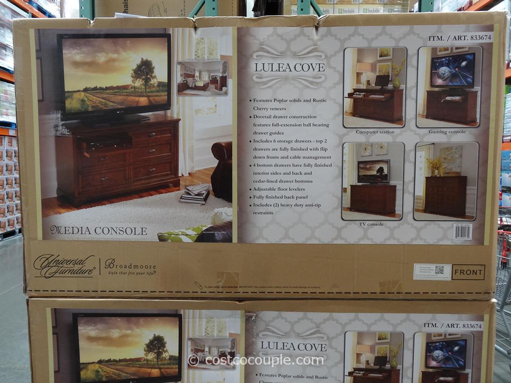 Universal Furniture Lulea Cove Media Console Costco 4