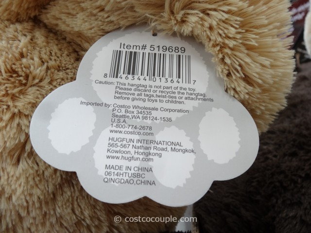 53-Inch Plush Teddy Bear Costco 2