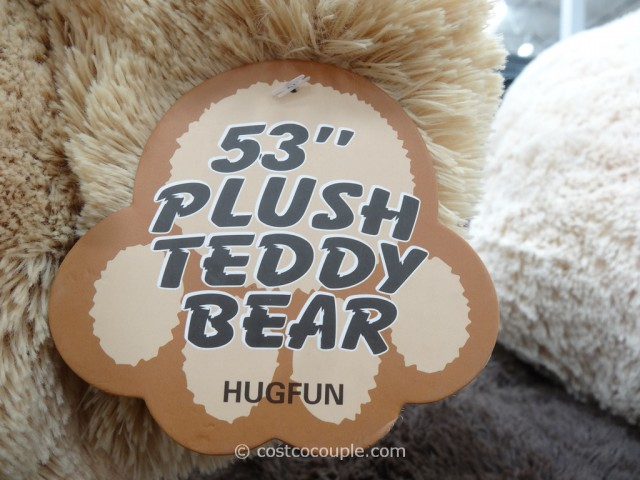 53-Inch Plush Teddy Bear Costco 3