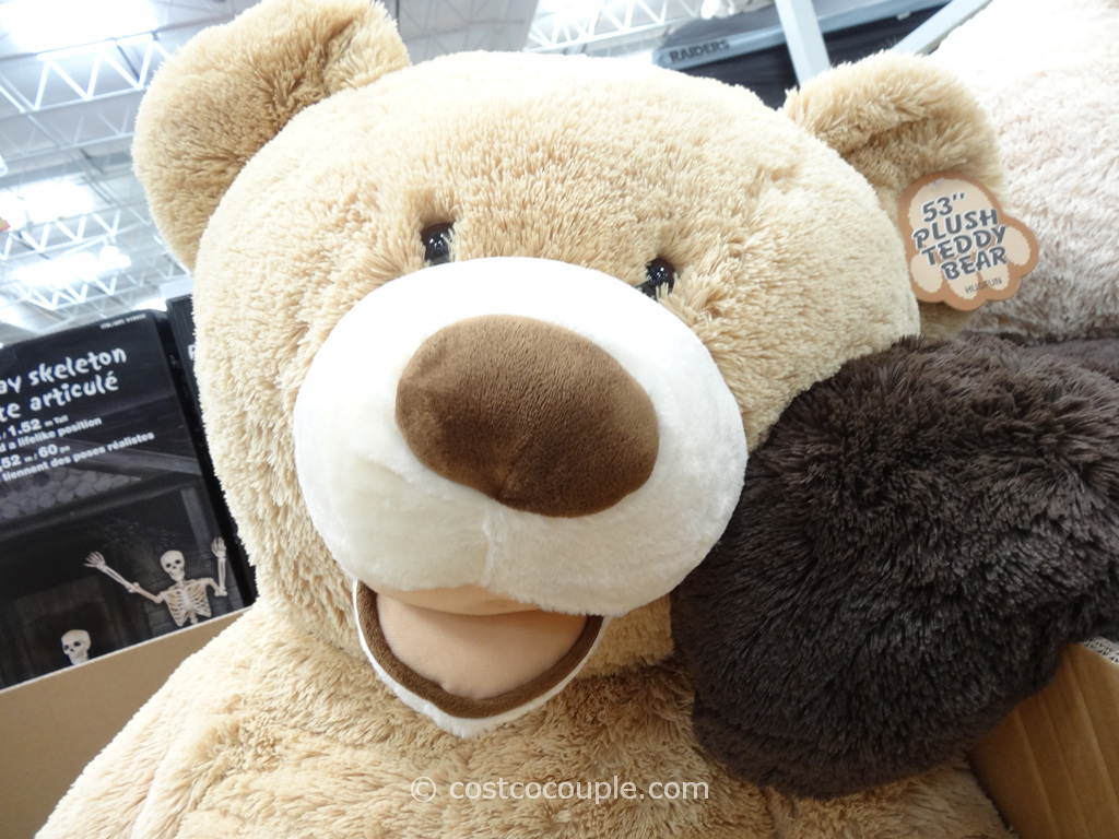 53-Inch Plush Teddy Bear Costco 4
