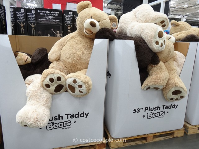 53-Inch Plush Teddy Bear Costco 5