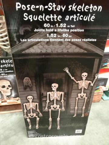 60-Inch Pose-N-Stay Skeleton Costco 3