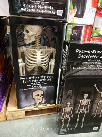 60-Inch Pose-N-Stay Skeleton Costco 4