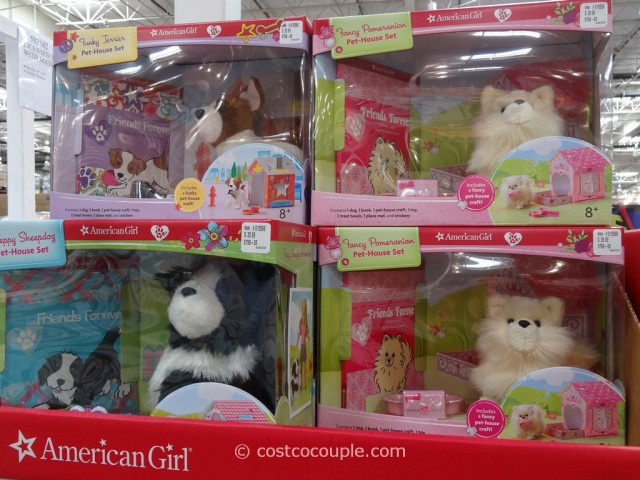American Girl Pet House Set Costco 2