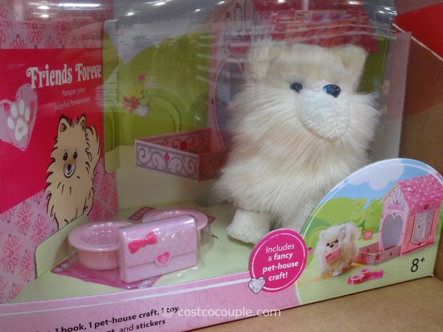 American Girl Pet House Set Costco 3
