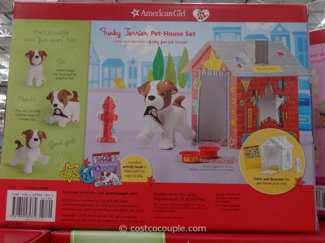 American Girl Pet House Set Costco 4