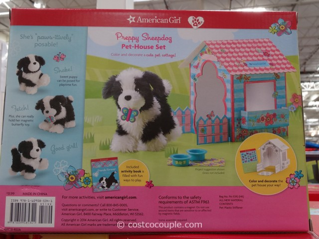 American Girl Pet House Set Costco 5