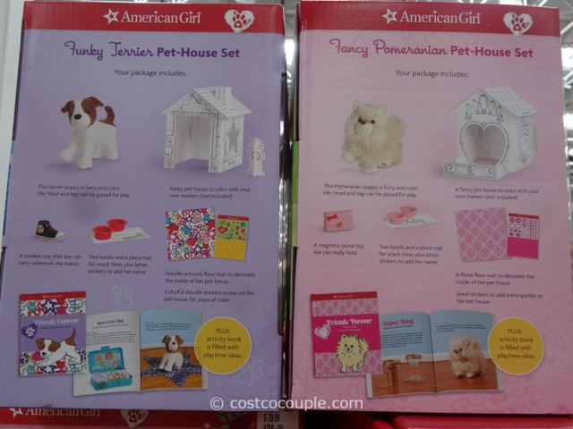 American Girl Pet House Set Costco 7