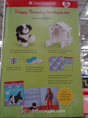 American Girl Pet House Set Costco 8