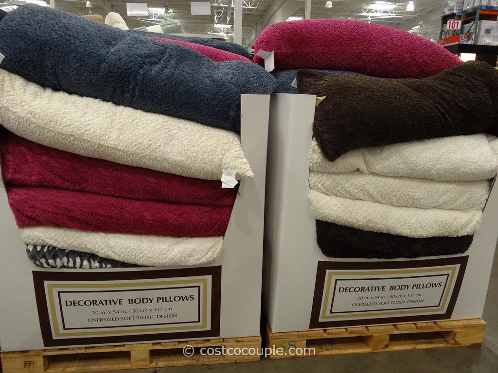 Arlee Home Fashions Whisper Body Pillow Costco 3