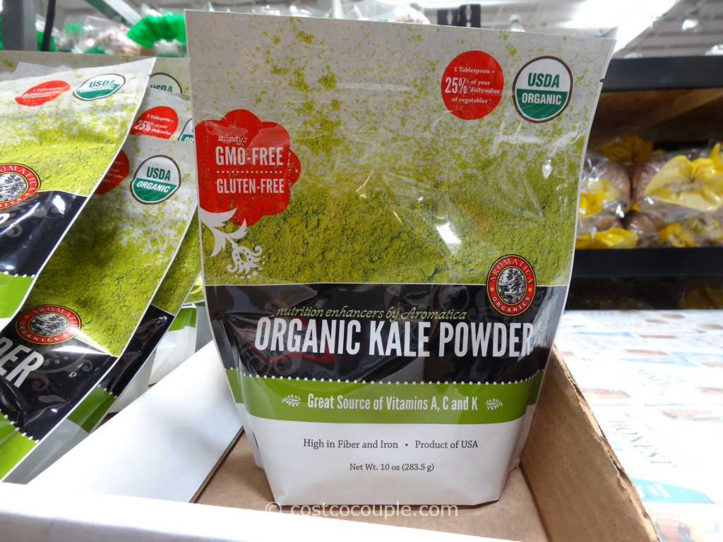 Aromatica Organic Kale Powder Costco 1