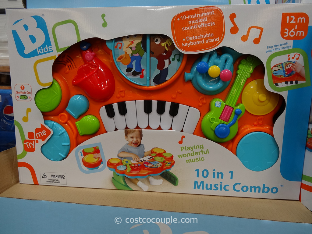 B Kids 10 in 1 Music Combo Costco 2