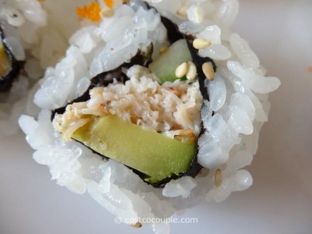 Costco Fresh Sushi Rolls 7