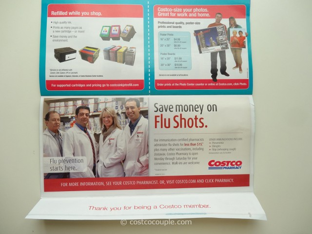 Costco September 2014 Coupon Book 10