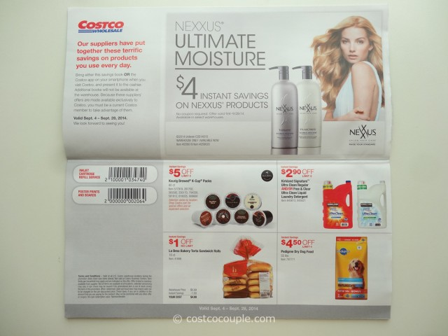 Costco September 2014 Coupon Book 2