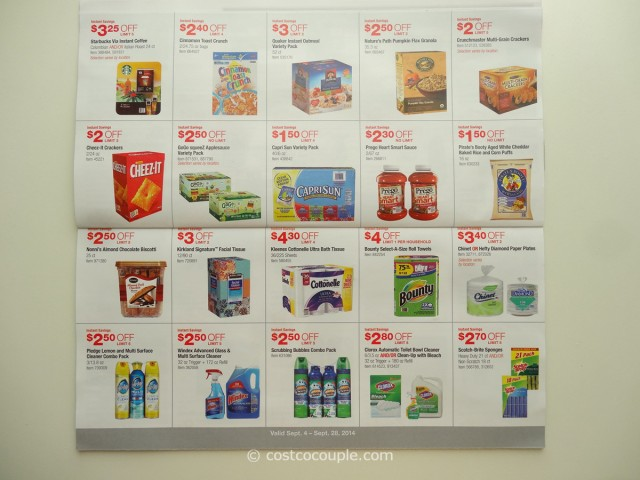 Costco September 2014 Coupon Book 4