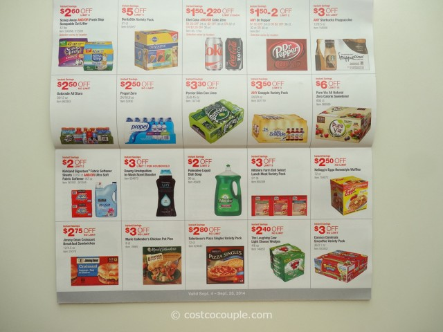 Costco September 2014 Coupon Book 5