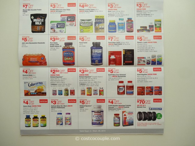 Costco September 2014 Coupon Book 7