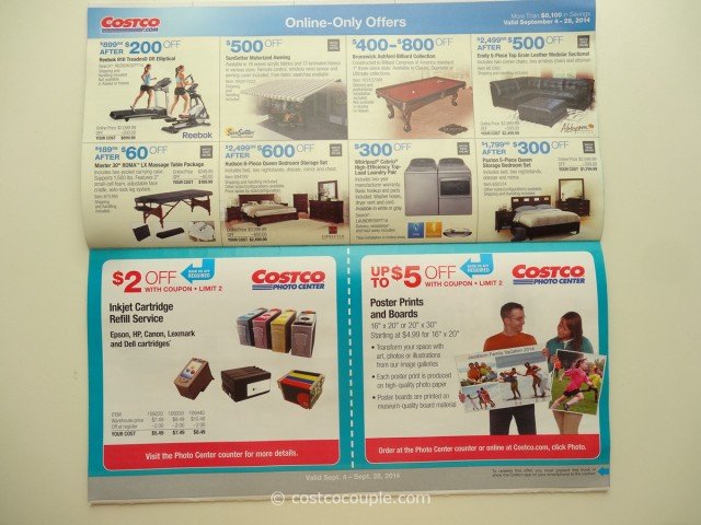 Costco September 2014 Coupon Book 9
