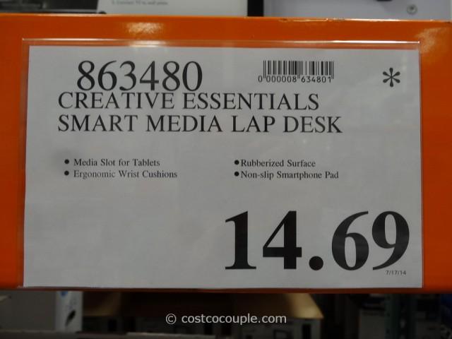 smart media lap desk 2