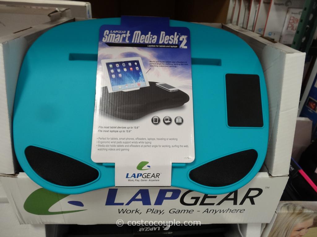 Creative Essentials Smart Media Lap Desk Costco 3