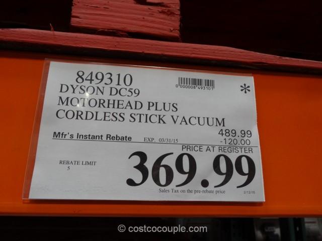 Dyson DC59 Costco