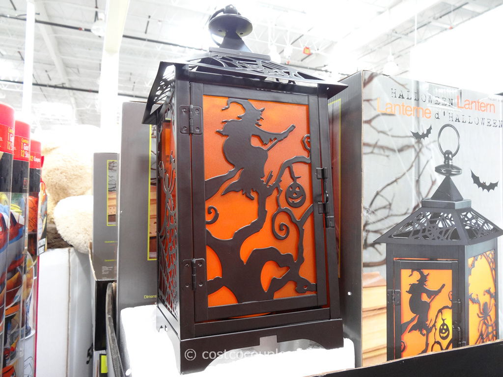 Halloween Lantern Costco 3