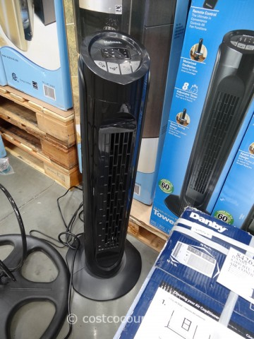 Holmes 32-Inch Tower Fan Costco 2