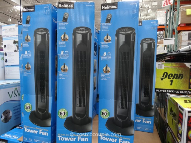 Holmes 32-Inch Tower Fan Costco 4