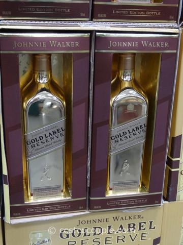 johnny walker gold label reserve blended scotch whisky